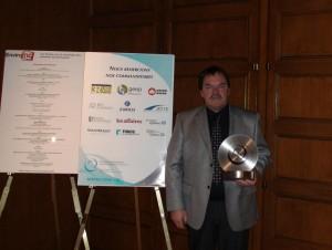 Décembre 2010, EnviroLys Entreprise de l'année en gestion des ressources humaines et de la santé et sécurité au travail