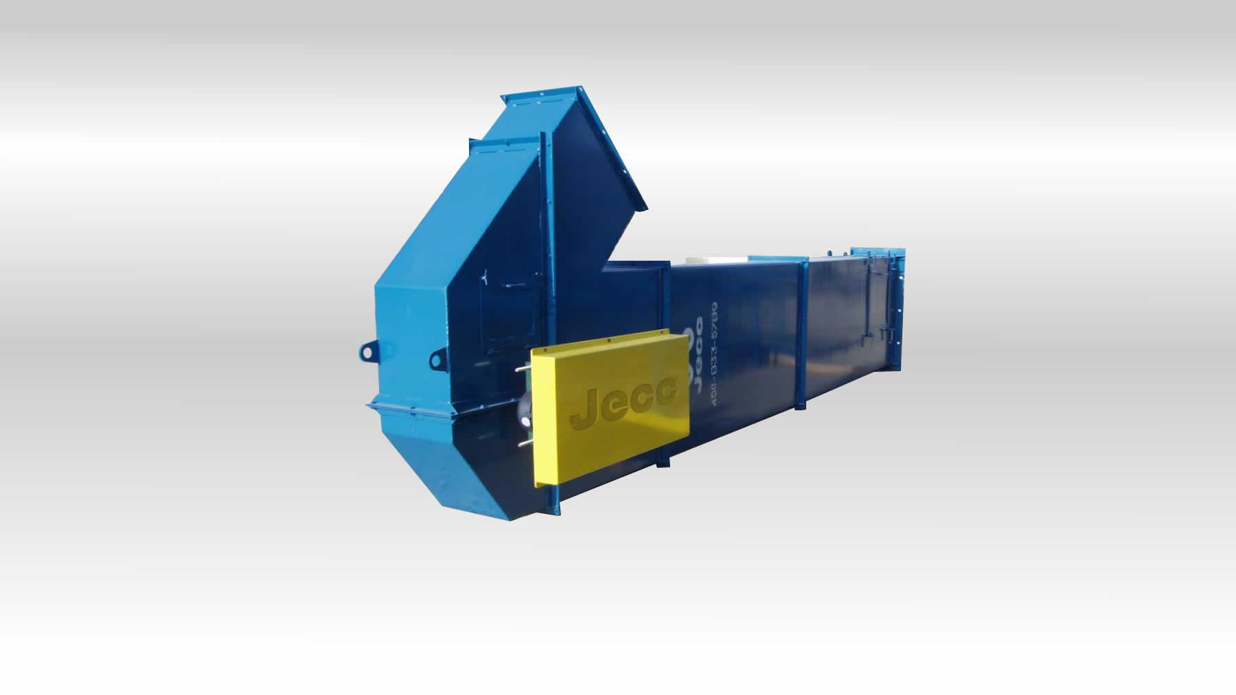 Informez-vous de nos technologies sur mesure de manutention verticaleÉlévateur à godet